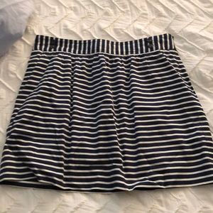 Vineyard Vines Striped Skirt - Sz 6